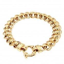 375/9ct Bracelets Yellow, Rose or White Gold