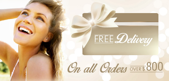 Free Delivery on all orders over $800 - Eugene's Jewellery