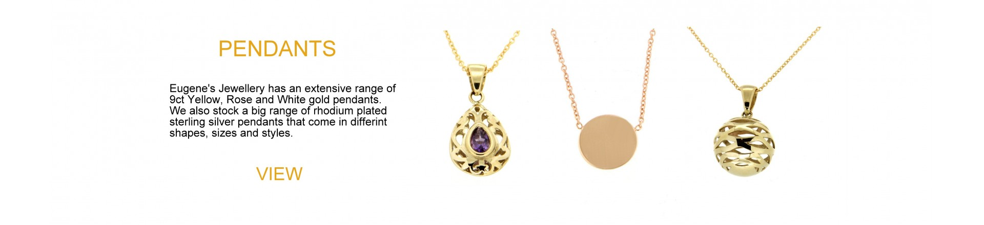 Pendants and Lockets